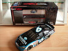Team Caliber Nascar 2003 Ford Taurus Mark Martin #6 in Black on 1:24 in Box