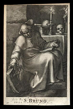 santino incisione1700 S.BRUNO