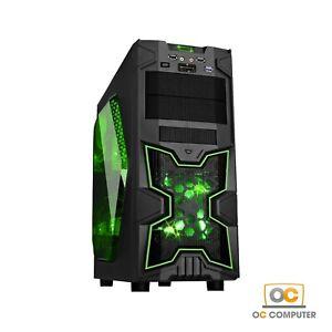 PC DESKTOP INTEL QUAD CORE RAM 8GB HD1TB DVD/WIFI/HDMI COMPLETO ASSEMBLATO FISSO
