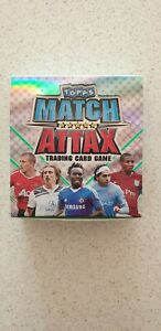 Match Attax Topps EPL premier league cards box x 24 sealed packets 2010 2011