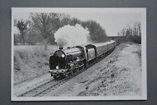 R&L Postcard: Modern Tom Heavyside Card, Bluebell Railway