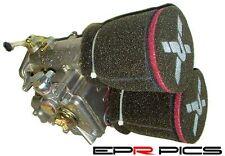 PiperCross Air Filter Rampipe Trumpet Filter Socks Pair (x2) ID 70mm x 100mm
