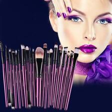 20x Makeup Brushes Kit Set Powder Foundation Eyeshadow Eyeliner Lip Brush Tool