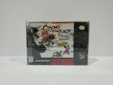 Chrono Trigger SNES Super Nintendo Genuine Box Manual & Game