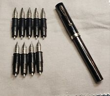 Vintage Sheaffer Fountain Pen And Nibs/USA