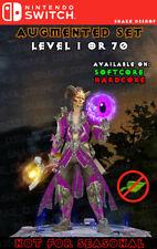 Diablo 3 - Nintendo Switch - Unmodded Primal - Tal Rasha's Elements - Wizard V2
