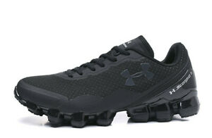 Hot Men's Under armour UA Scorpio 3 Generation Running Shoes Sport shoes Black