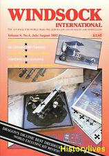 Windsock International V8 N4 Fokker Albatros Spoke Daimler Mercedes Radiator