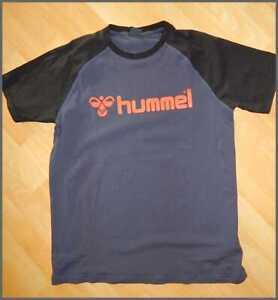 Hummel T-Shirt Sport Fitness Classic Bee Raglan Short Sleeve Tee Top-Zustand XL