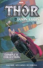 THOR by JASON AARON COMPLETE COLLECTION VOL #1 TPB Marvel Comics #1-18 TP