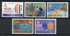 Swaziland 2016 MNH Ibrahim Index of African Governance 5v Set Politics Stamps