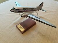 Vintage 'Executive Display Model' Douglas DC-3 Delta Airlines 1/72 scale