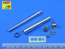 Aber 1/25 German 88mm KwK36 L/56 Tiger I (Early Model) Barrel for Tamiya kit
