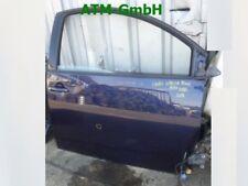 Tür VW New Beetle rechts Farbcode LC5R Farbe Marlin Blue Blau Beifahrertür