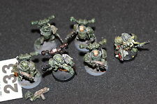 Games Workshop Warhammer 40k Chaos Space Marines Nurgle Death Guard Metal JobLot