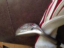 Ping Women's Graphite Shaft Golf Clubs