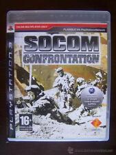 PS3 SOCOM CONFRONTATION - PLAYSTATION 3 - EN INGLES (3Z)
