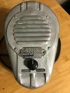 Restored Historic AutoCrat Drive In Theater Speaker Voice of the Car Dayton Ohio