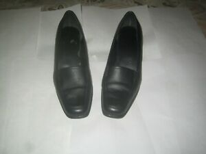 Ladies shoes ' Clarks ' – black – size 5