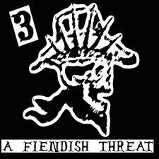 Hank 3 - A Fiendish Threat [CD]
