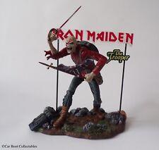 "McFarlane Iron Maiden ""The Trooper' Eddie Action Figure, Metal Memorabilia, 2002"