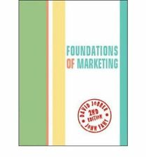 Foundations of Marketing with Redemption card (Card UK Edt), Jobber, David & Fah
