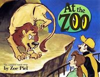 At the Zoo: the complete comic strip by Zoe Piel