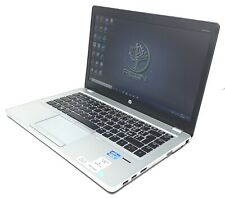 "*2042 PC Portatile Notebook 14"" HP Folio 9470M 8Gb Ram 256Gb SSD Core i5 Win 10"