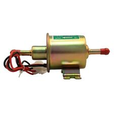4-7 PSI Low Pressure Universal 12V Electric Fuel Pump Inline Petrol Gas Diesel