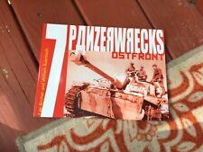 PANZERWRECKS 7: Ostfront Auerbach Out of Print - NEW copy
