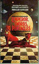 Phyllis Gotlieb: Emperor, Swords, Pentacles (TB, fantasy, USA)