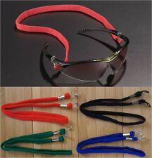 12 pcs nylon (4 colors) Sunglasses / Eyeglasses Straps, Cords, holder, retainer