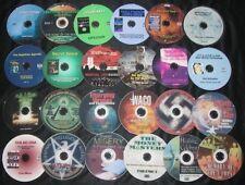 JOB LOT - 5 CONSPIRACY DVDs - ILLUMINATI, NEW WORLD ORDER