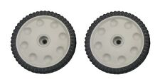 2 Genuine MTD Troybilt Front Wheels Drive 753-08091C Self Propelled Mowers - NEW