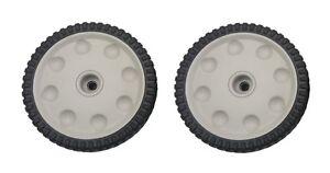 2 Genuine MTD Troybilt Front Wheels Drive 753-08091C Self Propelled Mowers - NEW