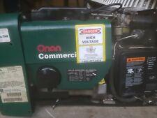 Onan Commercial 6500 Gasoline Generator