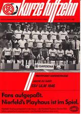 II. BL 87/88 Rot-Weiß Essen - SSV Ulm 1846, 20.09.1987