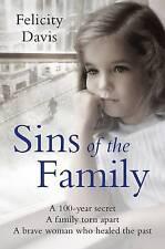 Sins of the Family,Davis, Felicity,Excellent Book mon0000119716