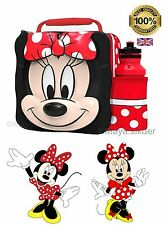 Disney 3d Minnie Mouse Lunch Bag Water Bottle Starwar My First 1000 Words Book
