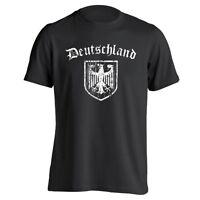 Deutchland German  Eagle  Germany  Pride  Dfb Black Men's T-Shirt