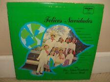Los Niños Cantores de Nueva York - Felices Navidades - Rare LP in Good Cond. L4