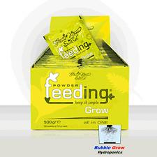 Powder Feeding Grow All In One 1 x 10g Cheapest Budget Nutrients 10g = 10L