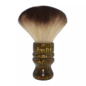 New Men Beard Broken Hair Brush Soft Nylon Hair Barber Cleaning Salon Supplies