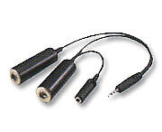 Icom IC-A5 / A23 Headset Adapter
