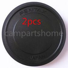2pcs Rear Lens cap caps for Pentax 645 pk645 lens