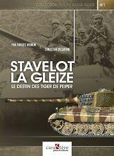 Stavelot - La Gleize : le destin des Tiger de Peiper