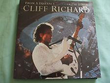 Cliff Richard - From A Distance - The Event.Original 1990 Double Vinyl Album.