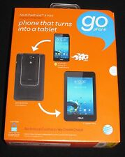 Brand New Sealed, AT&T GoPhone ASUS PadFone X mini Android Smartphone-cum-Tablet