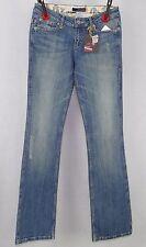 Blue Exchange Mid Rise Boot cut Jeans Size 7  W30