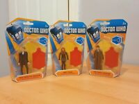 Twelfth Doctor + Tenth Doctor + Amy Pond ~ DR WHO FIGURES ~ Articulated / Boxed